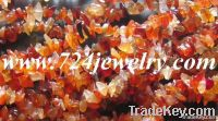 Best Selling Agate Gemstone Chip Beads, 100 Stramds/Lot