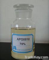 detergent surfactant Alkyl polyglucoside APG0810