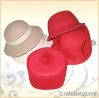 Wool Felt Children's and Toy's Hat