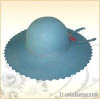 Woolen Felt Women's Hat