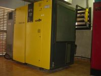 Kaeser VSD Screw Compressor