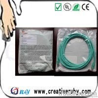 3M UTP Cat6 24AWG(7*0.2mm)RJ45 Patch Cord Cable