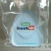 triangle shape dental floss with FDA certificate