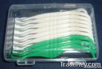 9 piecs dental floss pick
