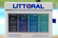 Bath & Shower gel gift set LITTORAL