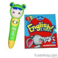 Electronic Educational Talking Pen