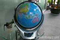 Interactive Educational Speaking Globe