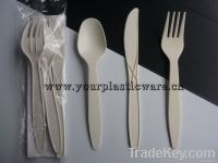 Biodegradable Disposable Cutlery