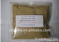 iron chelate of amino acid