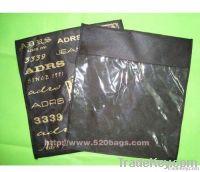 Non Woven PVC Ziplock Bags
