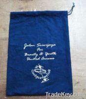 Cotton Flannel Dust Bag For Shoes