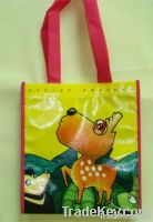 Laminated Non Woven Gift Bags