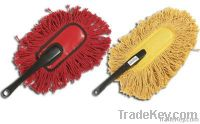 Microfiber cleaning ware