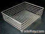 Disinfecting Cabinet Basket