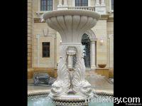 FRP Imitation stone fountain