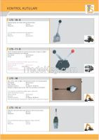 Transmixer throttle and hydraulic control box  LTS-01-B