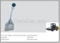 Transmixer throttle and hydraulic control box  LTS-05-B