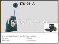 Transmixer throttle and hydraulic control box  LTS-05-A
