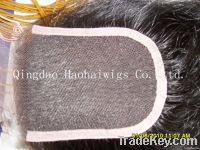 Human Hair Lace Closures
