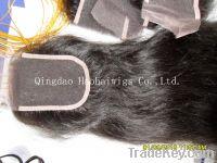 Human Hair Lace Closures