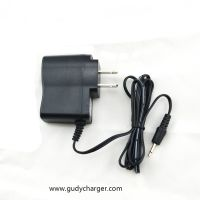 3.6V-4.8V 600mA Charger for 3-4 cells 1200-4800mAh NiMh NiCd Battery packs