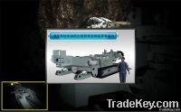 Roadheader training simulator