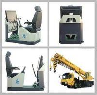 mobile crane operator training simulator