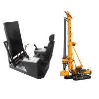 rotary drilling dig operator training simulator