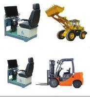 forklift & wheel loader operator training simulator
