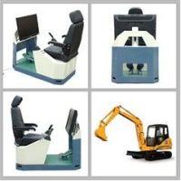 excavator operator training simulator