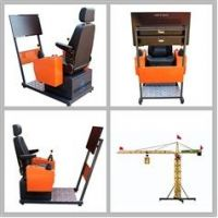 tower crane operator training simulator
