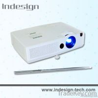 LCD interactive projector