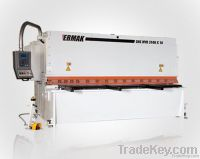 Hydraulic Variable Rake Guillotine Shear Series