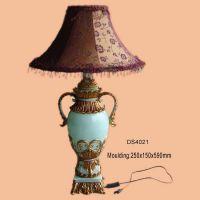 Crafts lamp