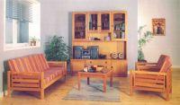 Sofa and Bookcase