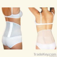 Unique Therapeutic Amber back belt