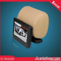 9inch Portable DVD Player with Touch Button