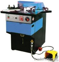 hydraulic fixed angle notcher