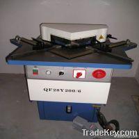 hydraulic fixed angle notcher