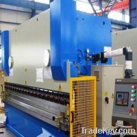 WC67Y-63/2500 hydraulic bending machine