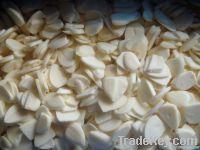 2011 frozen (IQF) peeled garlic cloves
