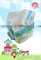 (hot sell) disposable baby diaper
