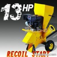 petrol chipper shredder