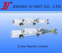 Magnetic X-Ray Pipeline Crawler