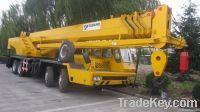 55t tadano used hydraulic crane