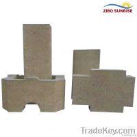 Lower Porosity fire Clay Bricks