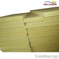 High temperature Glass Wool Slabs