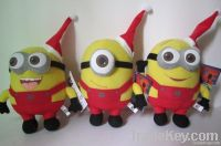 Christmas The Movie Despicable Me Doll Plush Toy Stuffed Animal