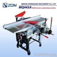 Multi-use woodworking  machine/MQ443A