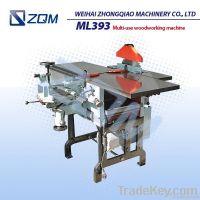 Multi-use woodworking machine/ML393